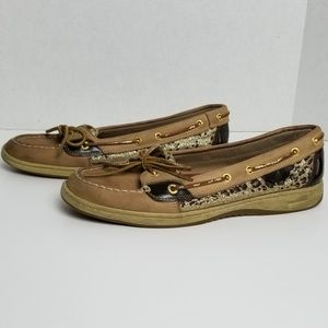 Sperry Top-Sider leather loafer 10
